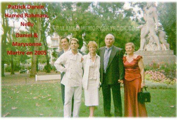 MARIAGE DE OLIVIER EN 2005