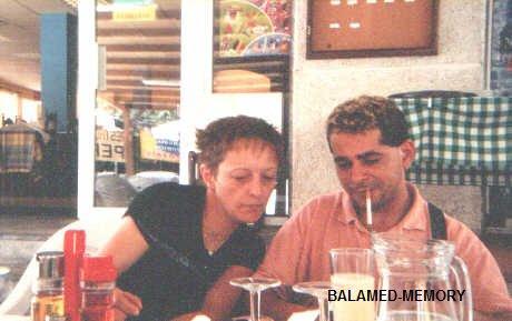 Moi & Nelly en Aout 2004