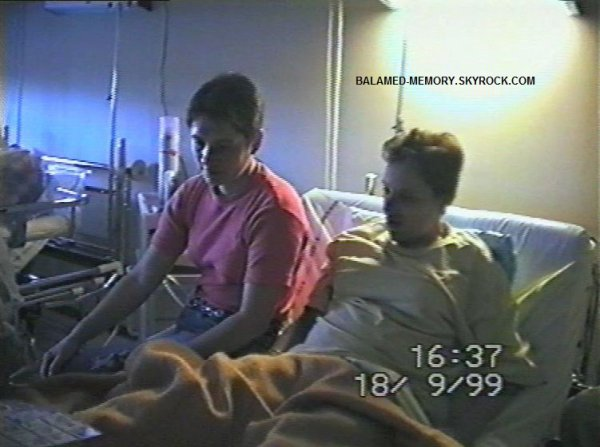 Isabelle & Virginie en Septembre 1999