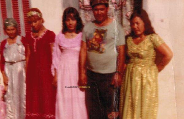 1975 Zouina en Algerie