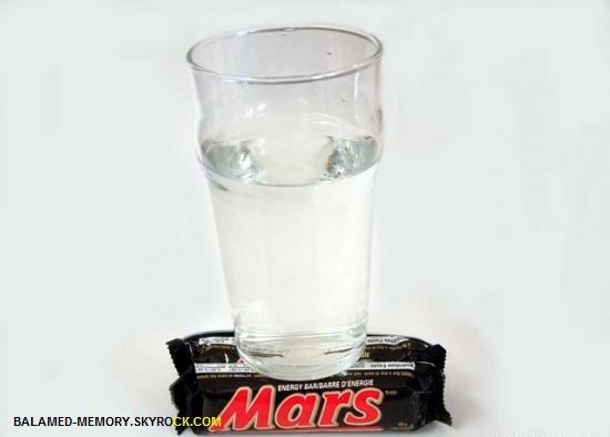 HUMOUR DE LA SEMAINE : De l'eau sur Mars