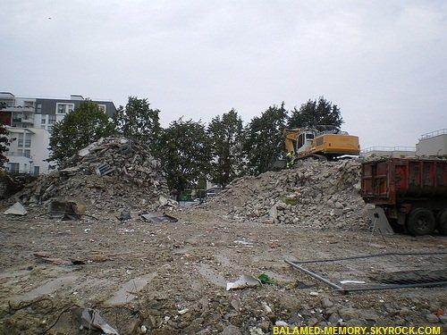 Garges les Gonesse (Destruction de mon Immeuble)