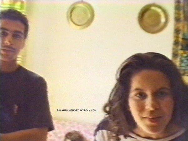 PERSO DE LA SEMAINE  : Rahmani Lordine et Nora à Garges les Gonesse en 1992)