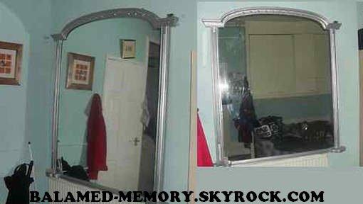 INFO-INSOLITE : Vente d'un miroir hanté sur eBay