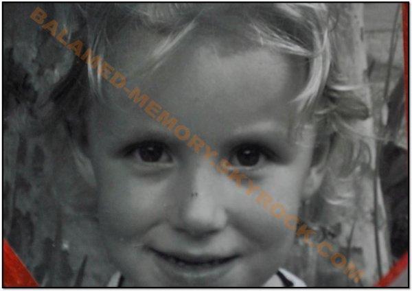 PERSO DE LA SEMAINE : Elise 3 ans et demi