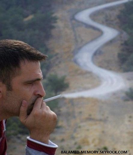 HUMOUR DE LA SEMAINE : Smoke on the road