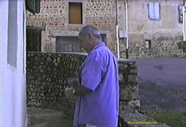 PERSO DE LA SEMAINE : Daniel M. Lors de mon Anniversaire en Août 2003
