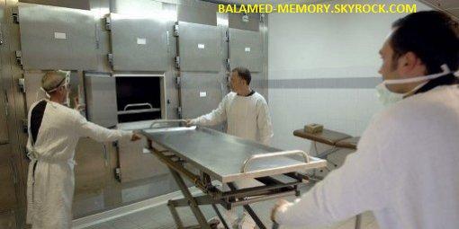 INFO-INSOLITE : Placé vivant en chambre froide à la morgue