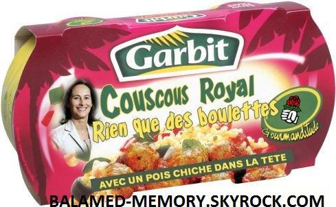HUMOUR DE LA SEMAINE : Couscous Royal