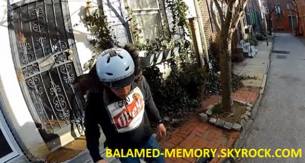 INFO-INSOLITE : Il se balade en vélo avec son chat (vidéo)