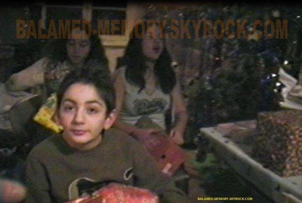 PERSO DE LA SEMAINE : Noel chez Luce en Décembre 2003