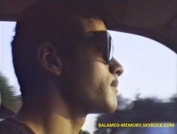 PERSO DE LA SEMAINE : Mon Frère en Août 1992
