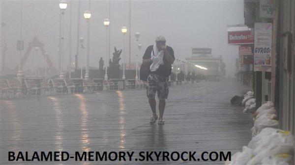 INFO-INSOLITE : Les habitants du Maryland devront payer une taxe sur la pluie