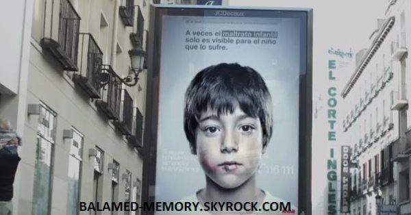 INFO-INSOLITE : Cette publicité n'est visible que par les enfants ! (vidéo)