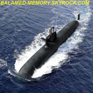 INFO-INSOLITE : Les sous-marins espagnols ne savent pas nager…
