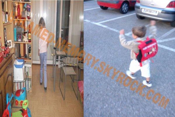 PERSO DE LA SEMAINE : Rentrée scolaire Pour Elise & Anthony en Septembre 2013