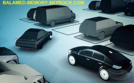 INFO-INSOLITE : Volvo présente la première voiture qui se gare sans conducteur