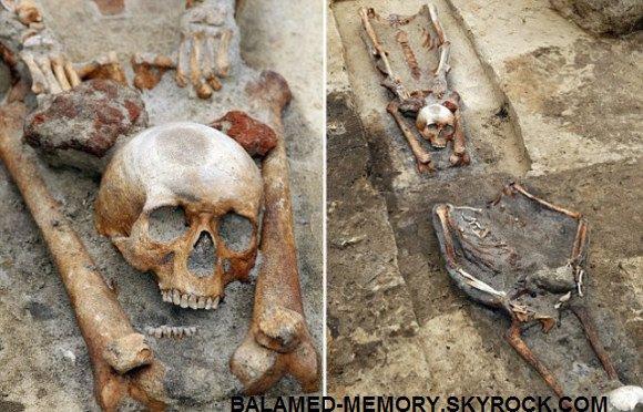 FANTÔME/PARANORMALE/SOCIÉTÉ : Un nouveau cimetière de vampires découvert en Pologne