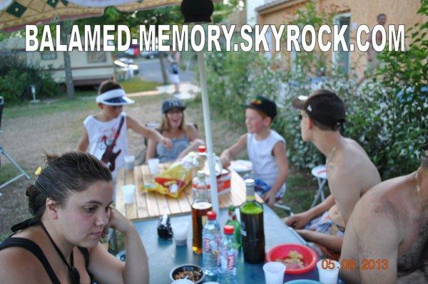 PERSO :  Vacance d'été 2013