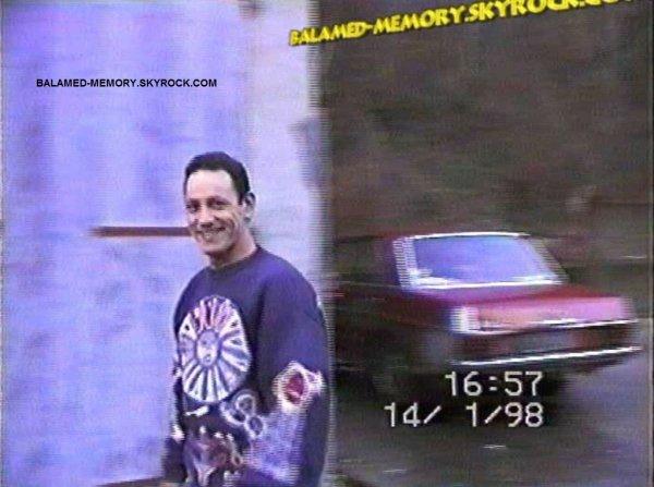 PERSO :  Thierry en Janvier 1998