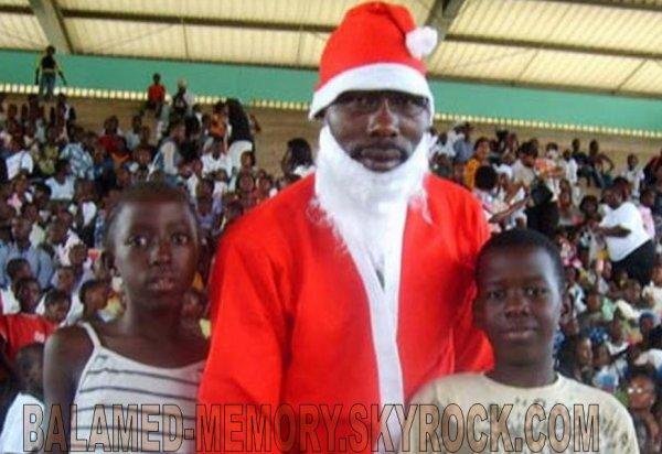 BLAGUE : Père Noël en Somalie