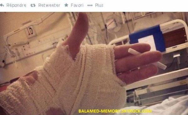 INFO-INSOLITE : Il perd un doigt dans une rave party mais continue de danser