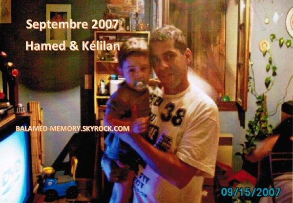 PERSO : Hamed & Kélilan en Septembre 2007