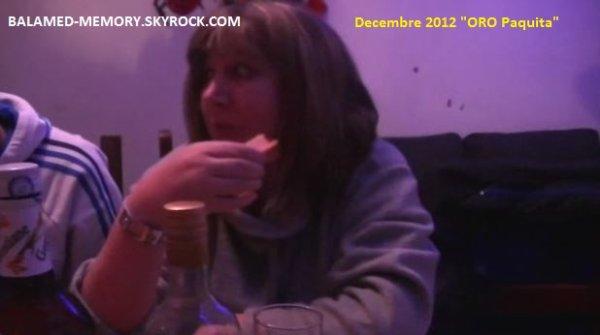 PERSO : Paquita en Décembre 2012