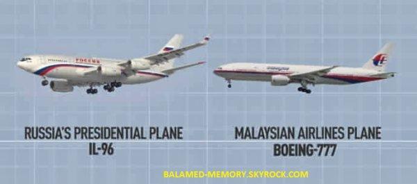 Actualités/Fait divers : Crash du vol MH17: Ce serait l'avion de Poutine qui aurait été visé
