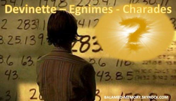 Devinette/énigmes/Charades : Les trois mathématiciens