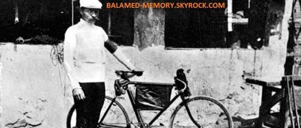 LE SAVIEZ VOUS ? : Le vainqueur de la 2eme édition du Tour de France a été disqualifié parce qu'il a triché en prenant le train !