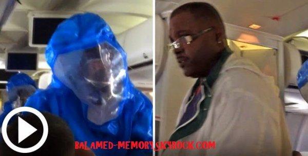 """Actualités/Fait divers : Le con du jour : À bord d'un avion, il hurle """"Je viens d'Afrique, j'ai l'Ebola et vous êtes tous foutus !"""""""