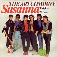 MUSIQUE : The Art Company - Susanna