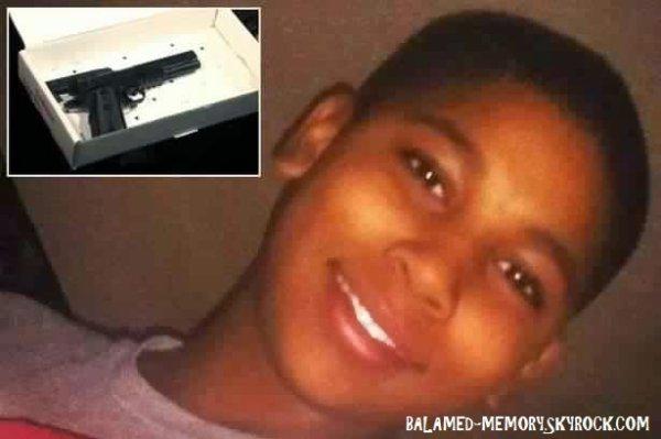 Actualités/Fait divers : La vidéo-choc de la mort de Tamir Rice, 12 ans, tué de maniére expéditive par la police de Cleveland