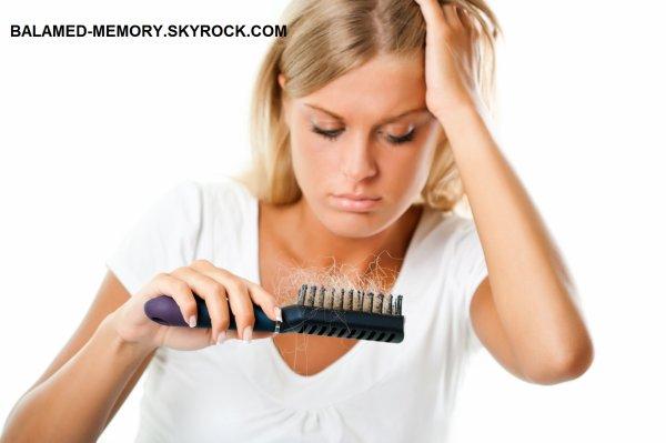 BIEN-ETRE & BEAUTÉ : Les causes de la perte de cheveux chez la femme