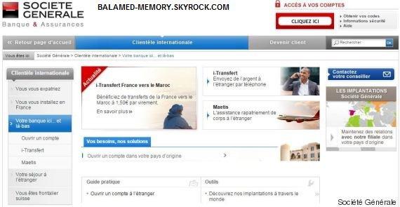 DIVERS : La Société Générale condamnée à verser 80.000 euros pour avoir volé l'idée d'un étudiant