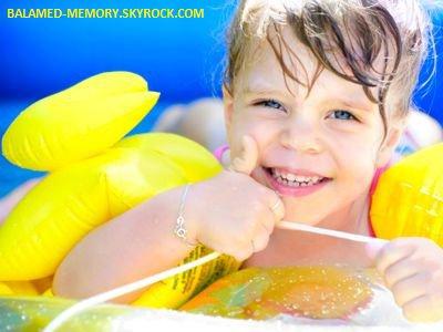 VOS ENFANTS EST VOUS : 5 règles de sécurité pour éviter les noyades