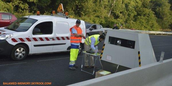 ACTUALITÉS : A Toulouse, un radar fou a flashé 54 voitures en trois minutes !