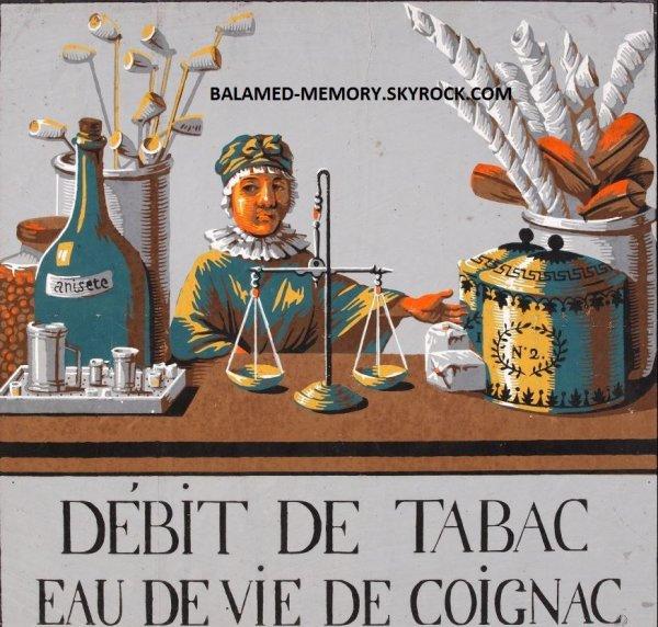 HISTOIRES : Le débit de tabac dans la première moitié du XIXe siècle