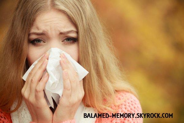 SANTÉ AU QUOTIDIEN : la cause qui empire vos rhumes
