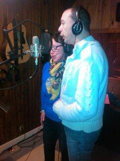 christina artiste présente en duo sur mon futur album