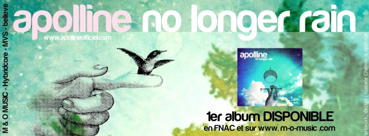 NO LONGER RAIN - album DISPONIBLE