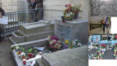 Artisti internazionali (defunti) dove sono sepolti