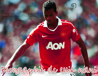 UnlimitedFootball © ................ Best source about Nani #17 ................ article o2