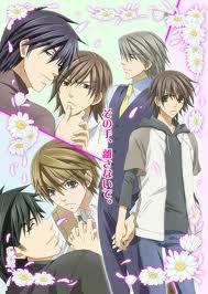 Un grand yaoi non hard : Junjou Romantica