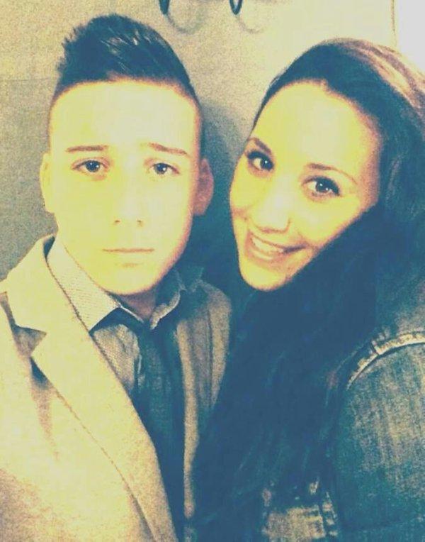 •Mon frère♥.