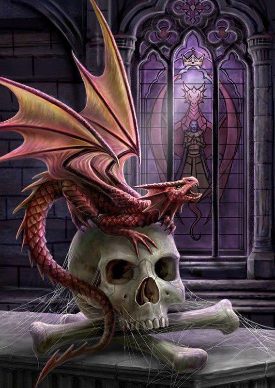 Dragon du sang