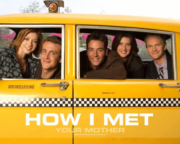 Rumeur ? Infos ? Alcool ? + Ashley dans How I Met Your Mother