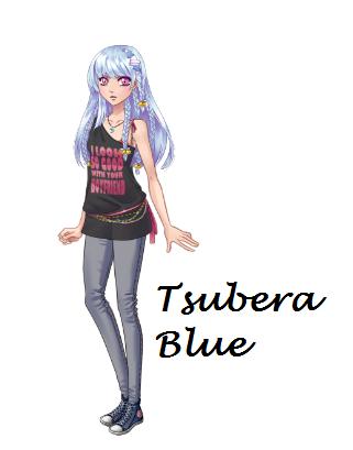 Tsubera Blue