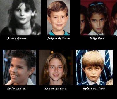 Vous les reconnaissez? Ca en fait du temps passé hein? Vos impressions?